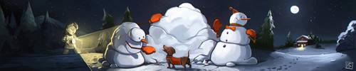 Christmas Tale by berov