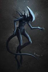 Alien Nova by berov