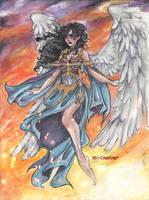Faerya, the Bearer by MiriCreations