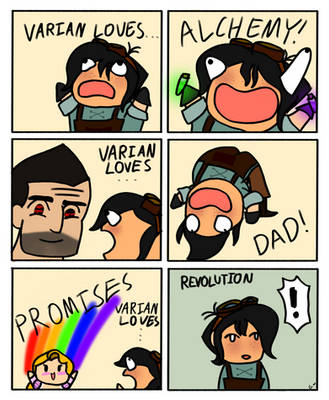 Varian Loves... by OwTheEdgy