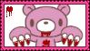 gloomy bear stamp