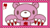 gloomy bear stamp by bunsona