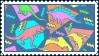 dinosaurs by bunsona