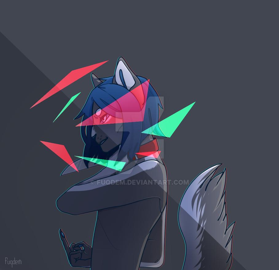 delta-cat by fuqdem