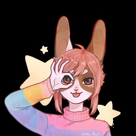 hhh rabbit by fuqdem