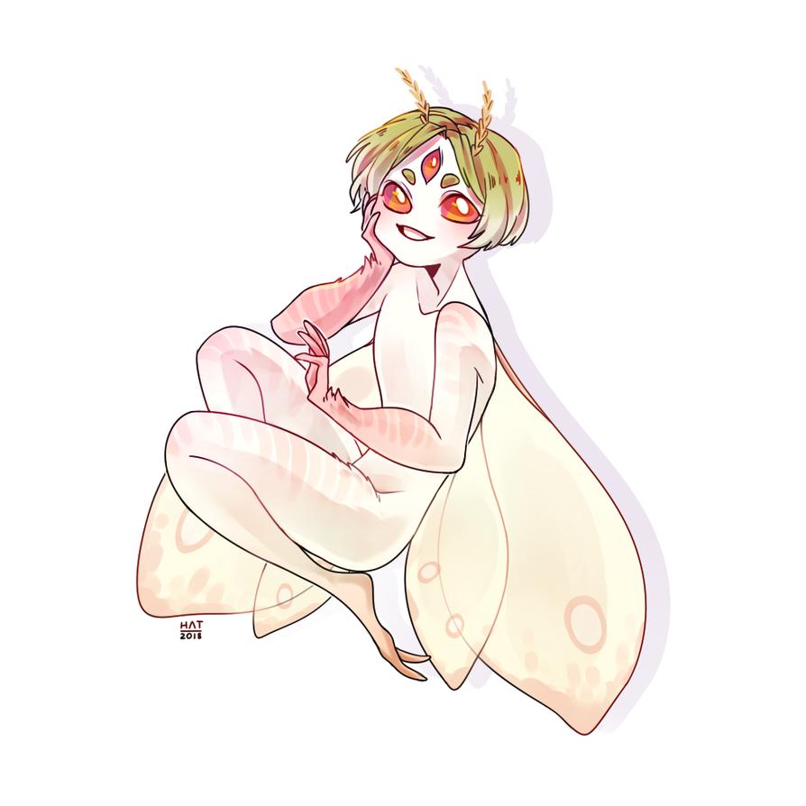 moth by fuqdem