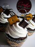 S'mores Faux Cupcakes 01