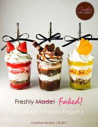 Faux Parfaits by CreativeAbubot
