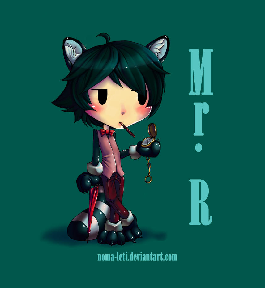 Mr. R by Noma-leti