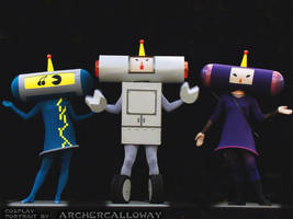 Katamari Group by silvver