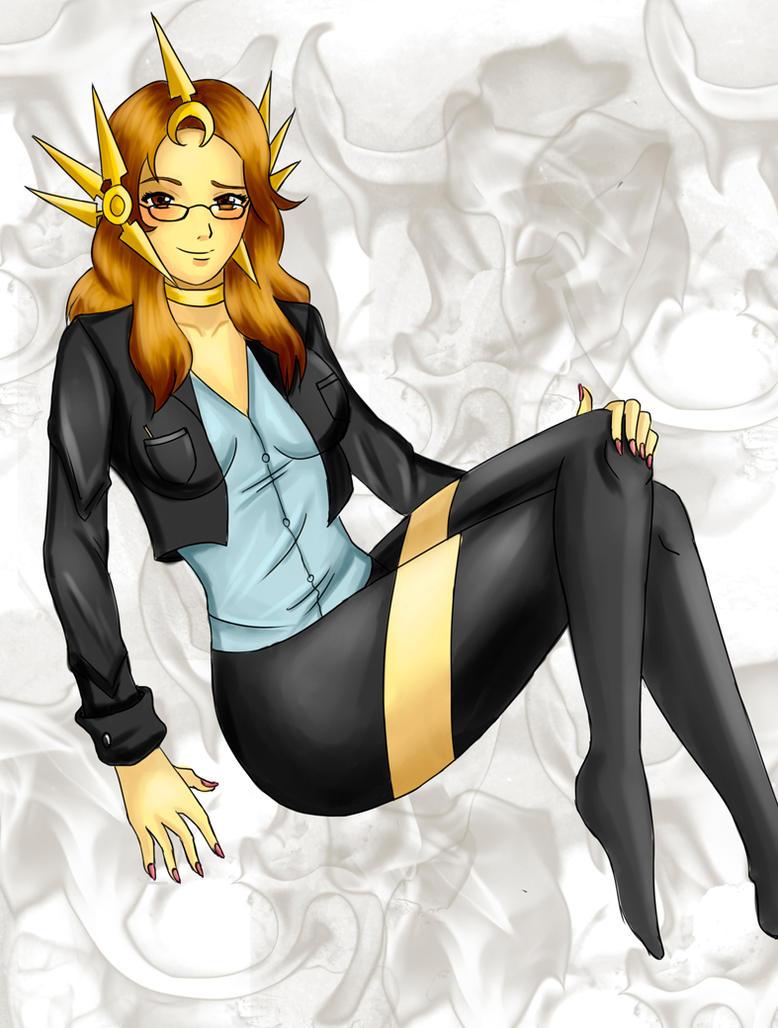 Leona by yashi-lin