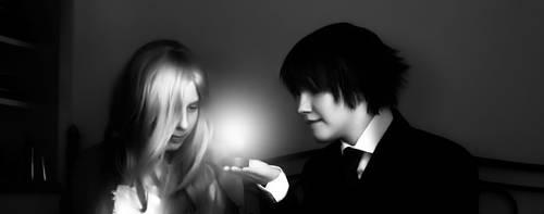 +:The light of mine:+ by Hiddenryu