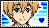 Free! : Nagisa by Hiddenryu