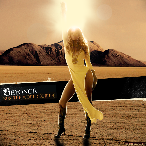 beyonce run the world cover -#main