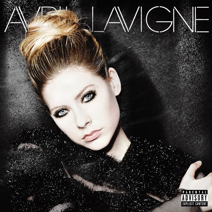 Avril Lavigne Self Titled Album By Jonatasciccone On