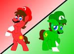 Super Pony Brothers