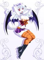 Vampire Princess by MatyMatyPup