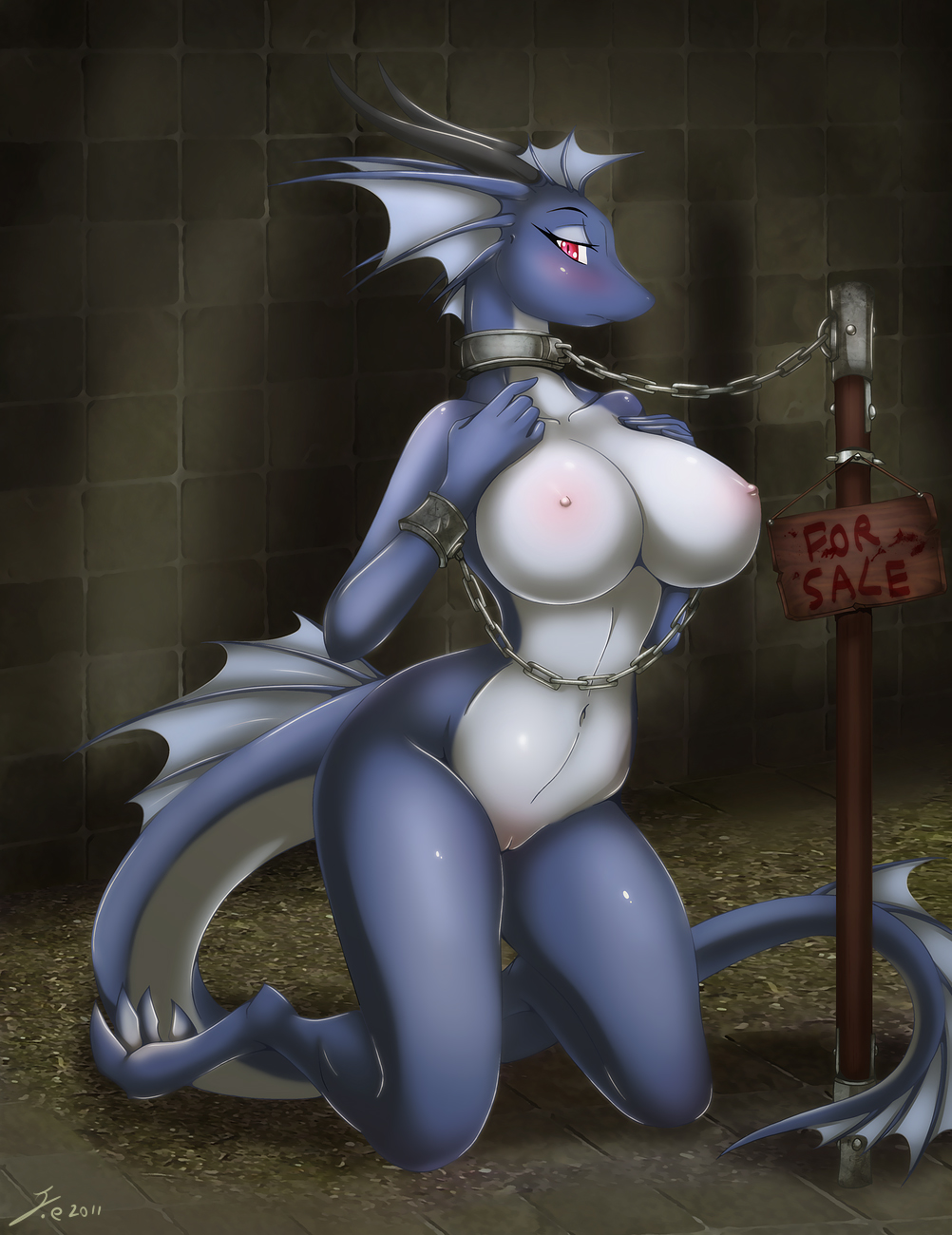 Female dragon hentai pics naked video
