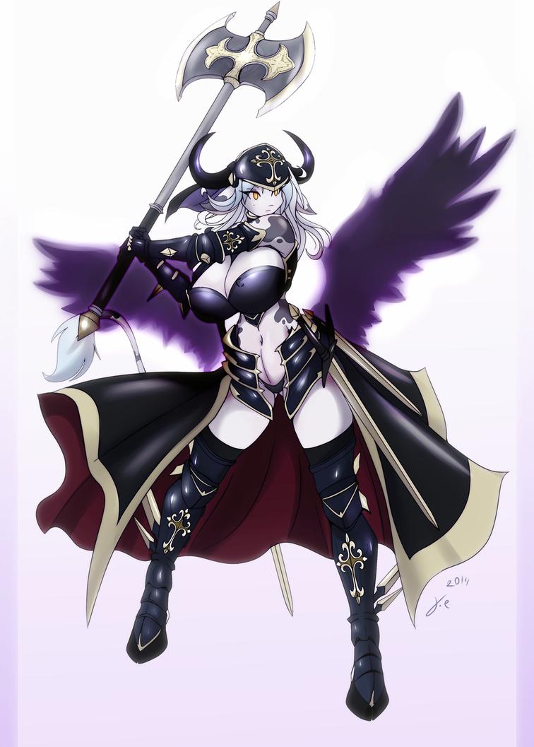 Dark Angel by JessicaElwood