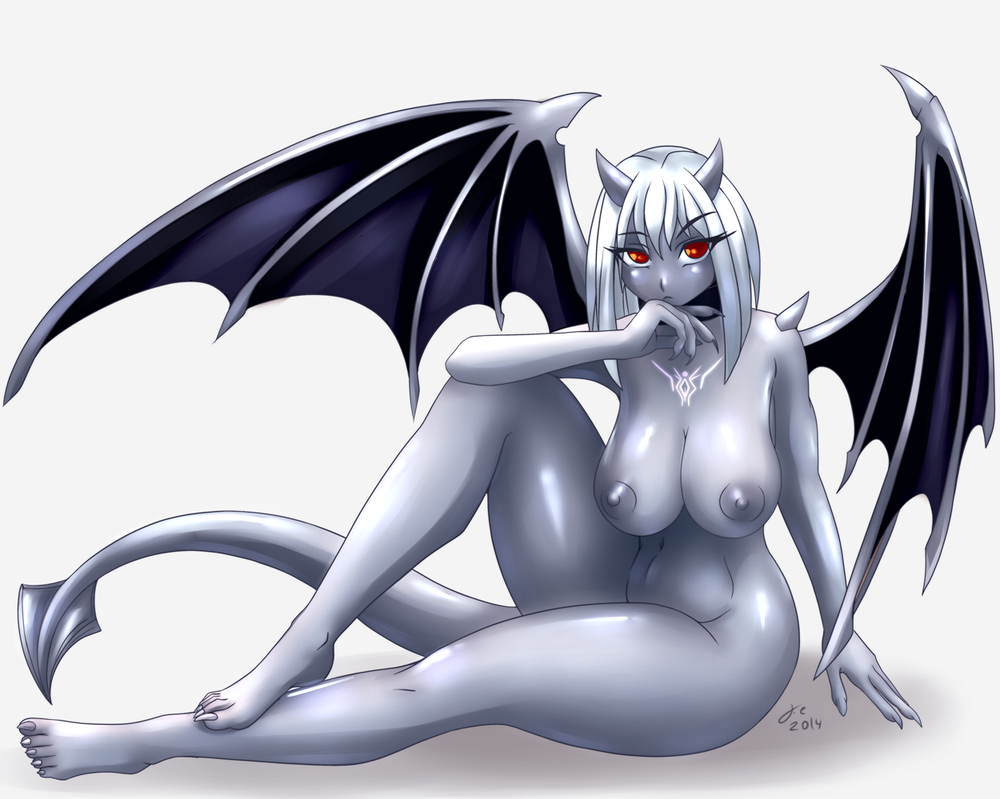 Gargoyle by JessicaElwood