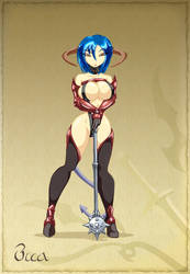Demon Slave Vica by MatyMatyPup