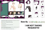 Invader Zim Character Profile Template-Human Girl