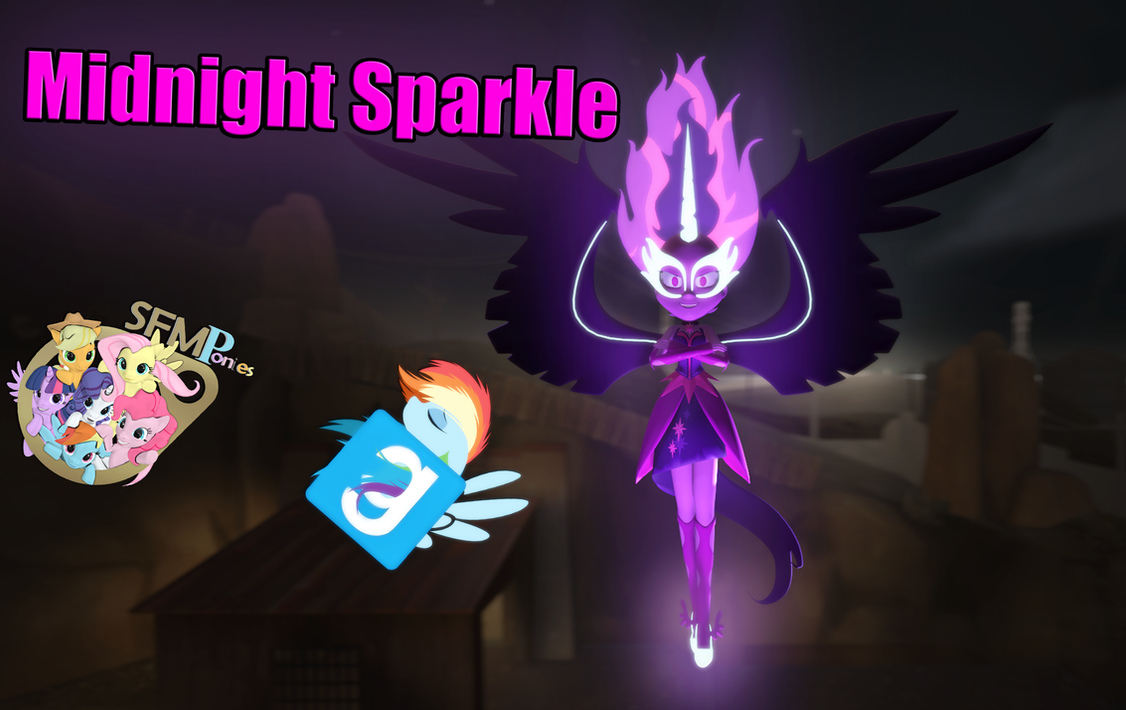 [DL/SFM/Gmod] Midnight Sparkle [Update] By Sindroom On