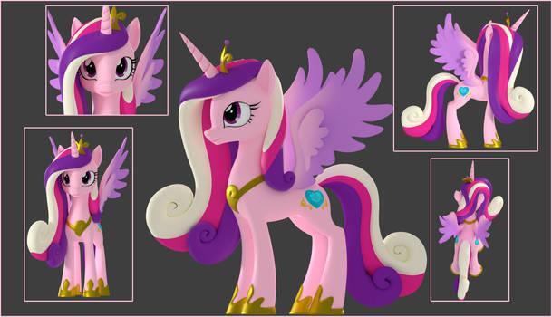 [Wip] Princess Cadence