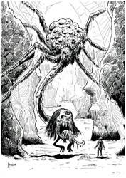 Meet The Spider God