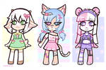 Various adopts [OPEN]