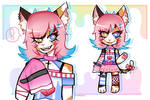 Calico girl adopt [CLOSED]