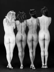 Avery Lee, St. Merrique, V and Diaphanous Love by huitphotography