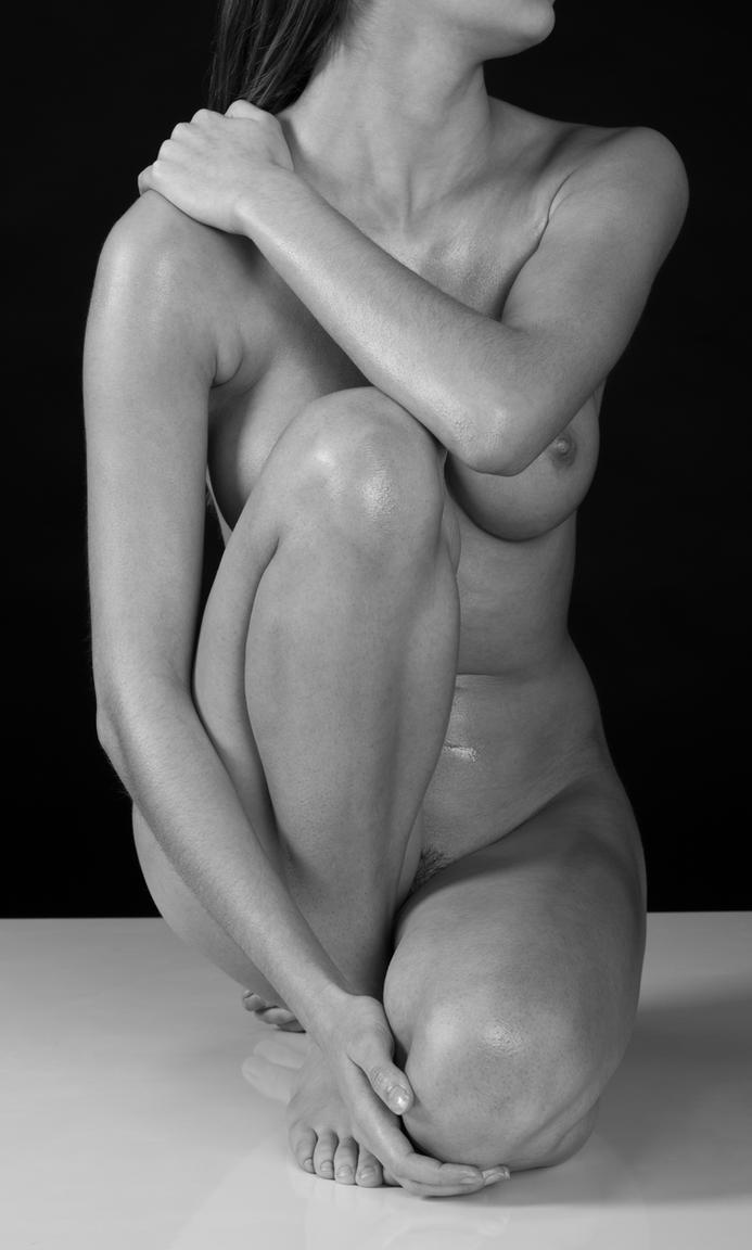 Mia Tribute to Ruth Bernhard 3 by huitphotography