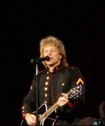 Jon Bon Jovi by bigggi