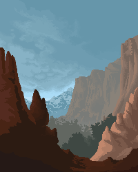 red canyon - wip by j-maddox