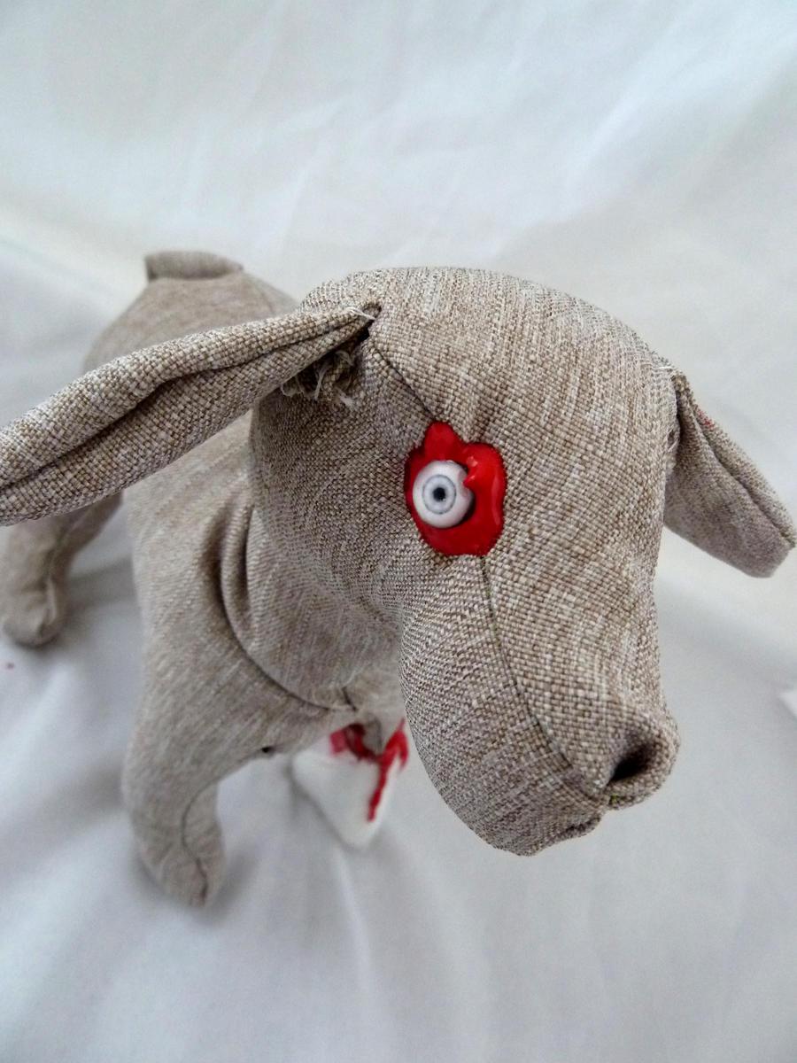 Sampson the Zombie Dog by IckyDog