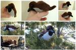 Plush Sparrow