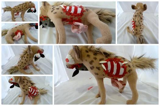 Zombie Hyena Two