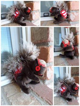 Zombie Squirrel Commission
