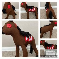 Jasper the Zombie Pony