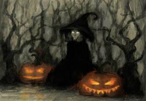 Happy Halloween by Mariika077