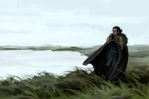 Jon Snow by Mariika077