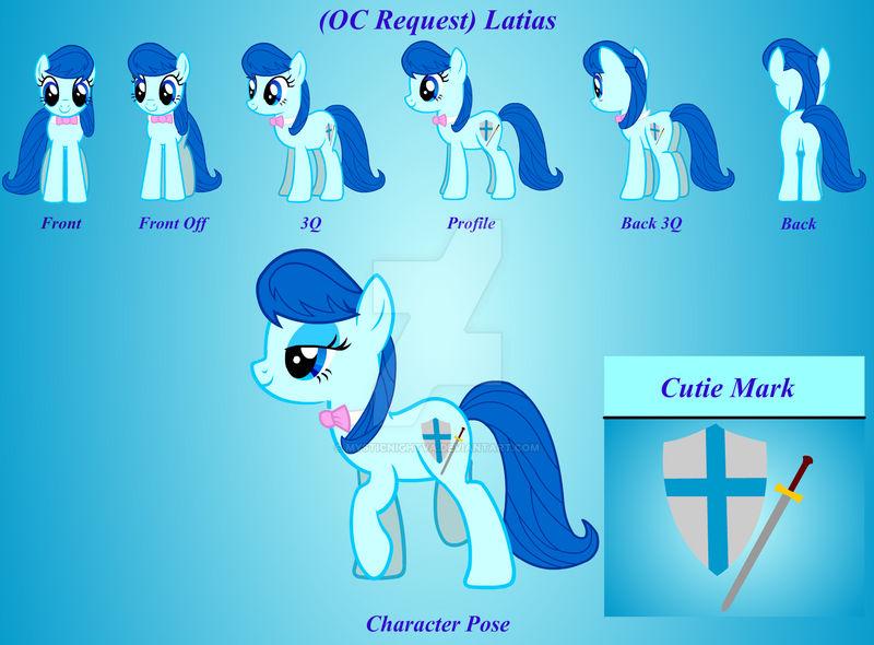 (OC Request) Latias