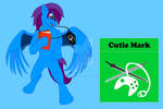 WatchPony.com OC Submission for Vinny Reyes