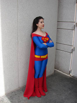 Heroic Superma'am