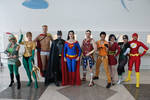 The Gender Bent Justice League