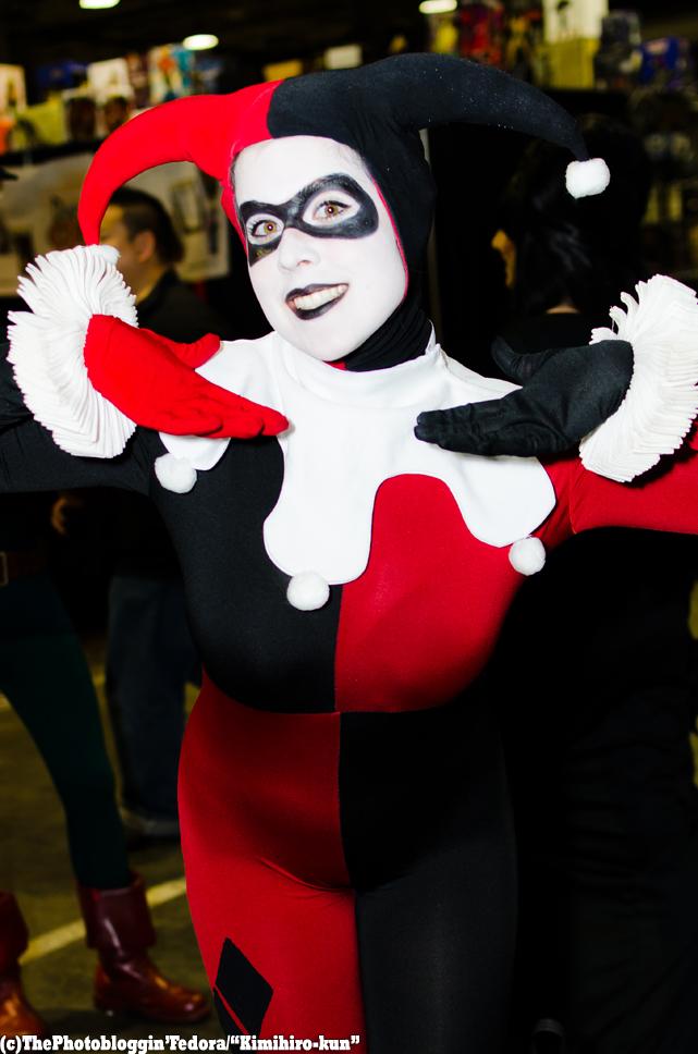 Happy Harley Quinn by miss-kitty-j