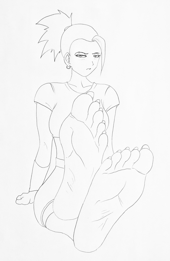 Gentle Heart and Soft Feet by OrangeThunder2