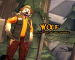 Ref - Wolf by HeroWolfMod
