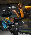 Happy Bday 5 - GuardianStriker by HeroWolfMod